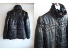 Crna lagana jakna, zanimljiv model, M/L