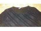 Crna majica sa šljokicama SPIRIT
