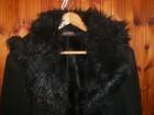 Crna moderna bunda