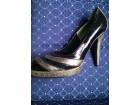 Crne lak cipele novo rasprodaja 999
