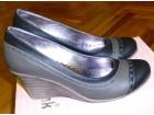 Crno-sive cipele