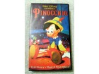 Crtani film: Pinokio (VHS)