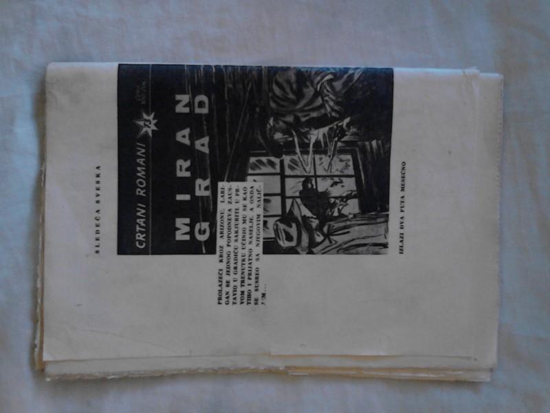 Crtani romani broj 72, Tragom ubice