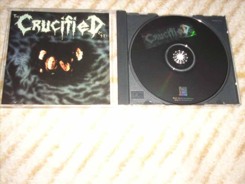Crucified, The - The Crucified CD