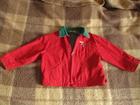 Crvena Beba Kids prolećna jakna za decu