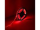 Crvena Vodootporna LED traka sa napajanjem 5 m 300 LED