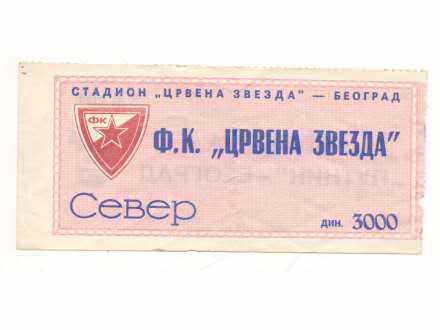 Crvena Zvezda-Dinamo 1988