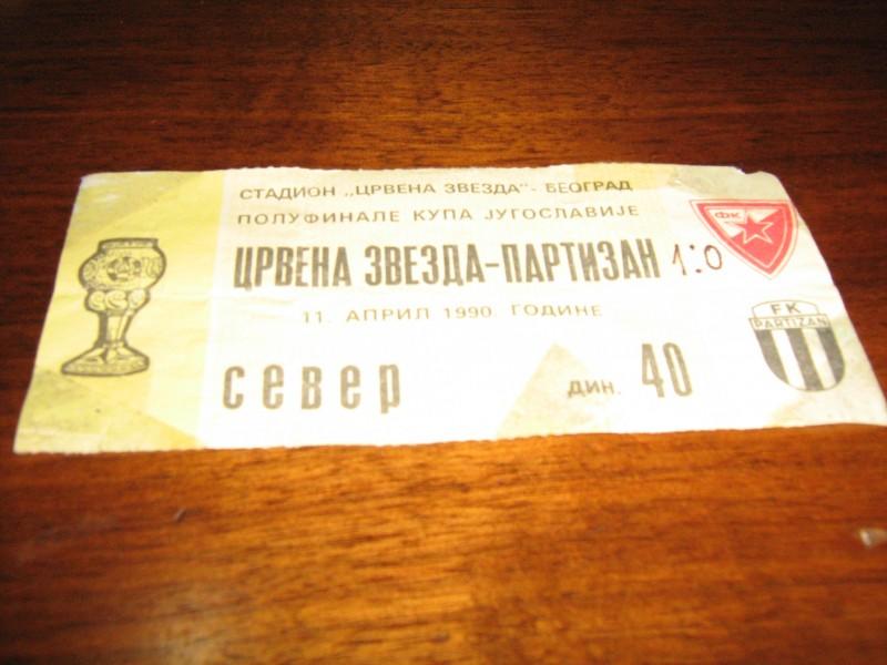 Crvena Zvezda-Partizan