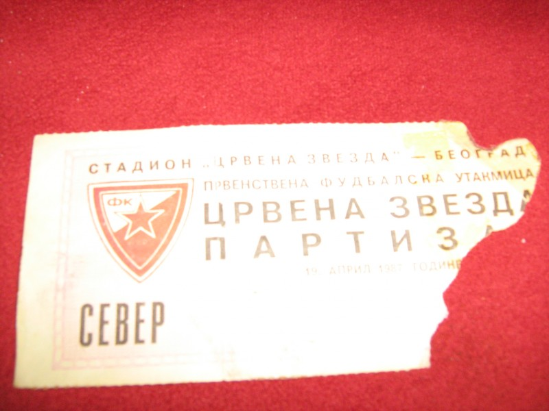 Crvena Zvezeda-Partizan
