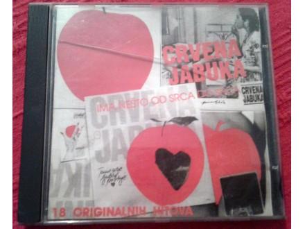 Crvena jabuka: Ima nešto od srca do srca