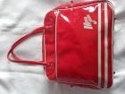 Crvena lakovana torba Malia Jones