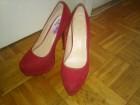 Crvene cipele br.39