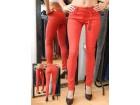 Crvene pantalone NOVE