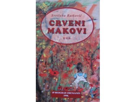 Crveni makovi  mSvetlana Ratković