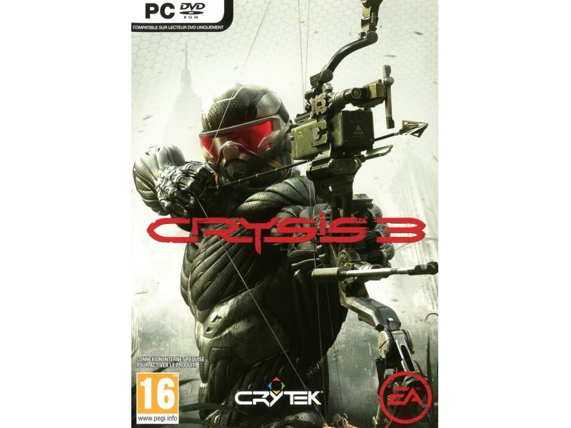 Crysis 1 + Crysis 2 + Crysis 3