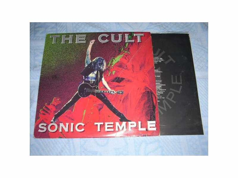 Cult, The - Sonic Temple LP
