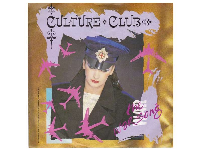Culture Club - War Song