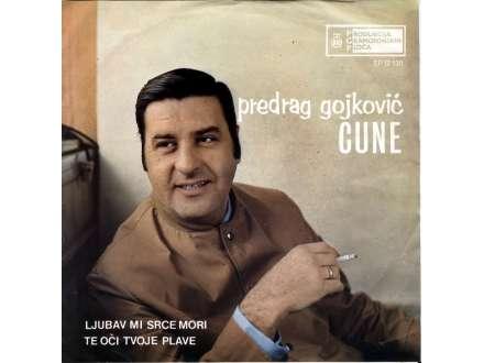 Cune Gojković - Ljubav Mi Srce Mori