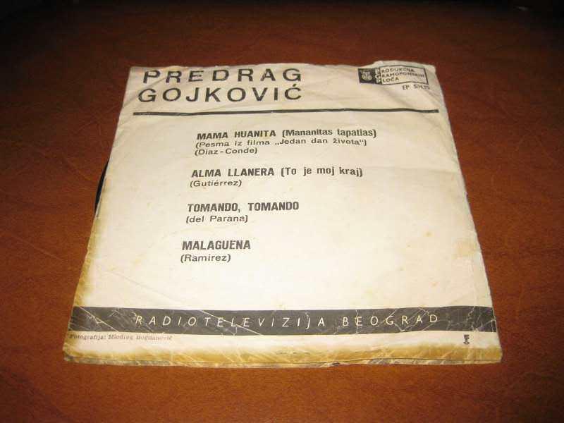 Cune Gojković - Mama Huanita