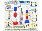 Čunjevi ( Cunj ) Prepone i PVC štapovi (elementi)