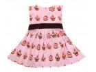 Cupcake haljinica za malu šećerlemu