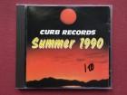 Curb Records - SUMMER 1990  Various Artist