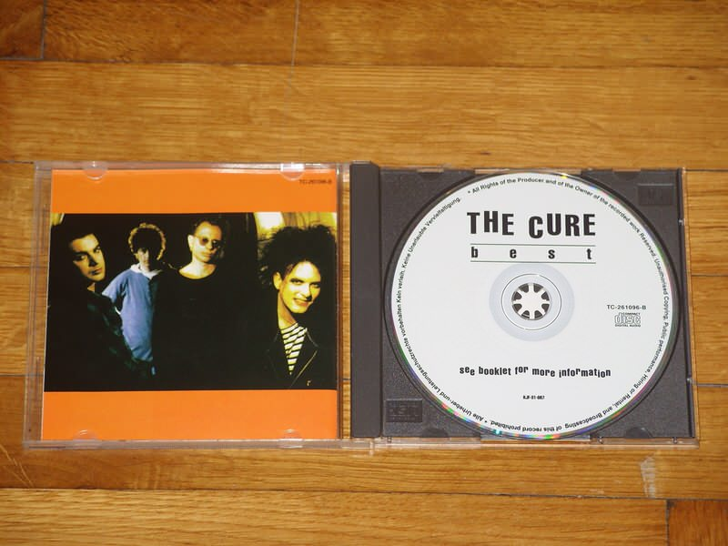 Cure, The - Best