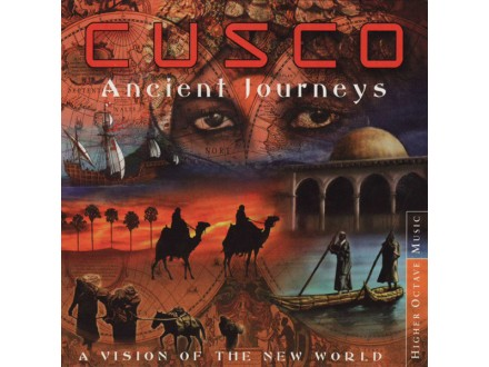 Cusco - Ancient Journeys - A Vision Of The New World