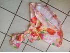 Cvetna haljina RASKOŠNA novo 3-6m