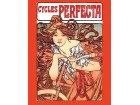 Cycles  Perfecta - Alfons Muha - magnet za frižider