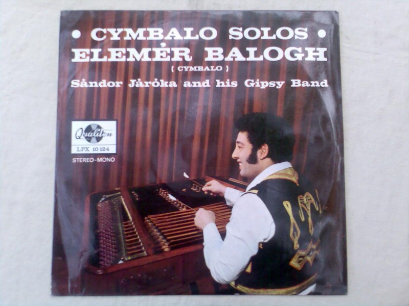 Cymbalo Solos