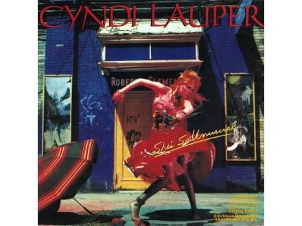 Cyndi Lauper - She`s So Unusual
