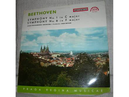 Czech Philharmonic Orchestra - Beethoven - Symphony No. 1 & No. 8