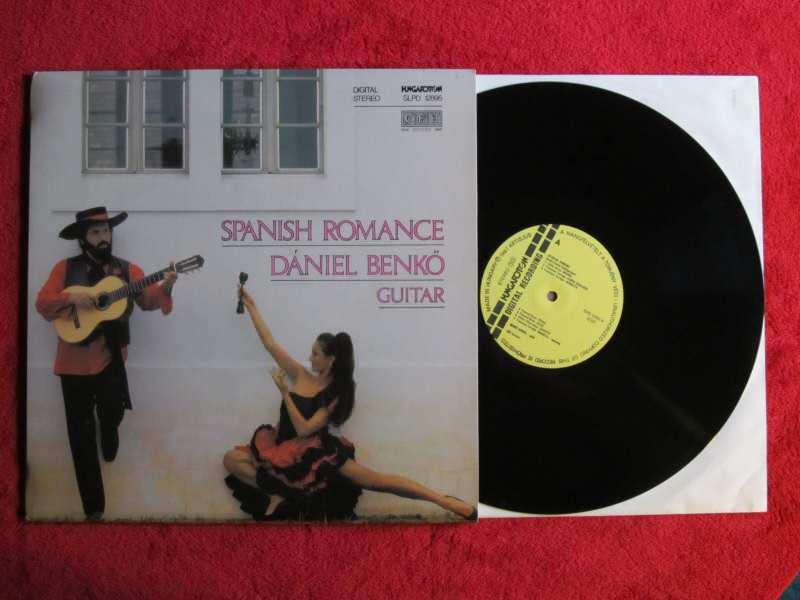 Dániel Benkö - Spanish Romance