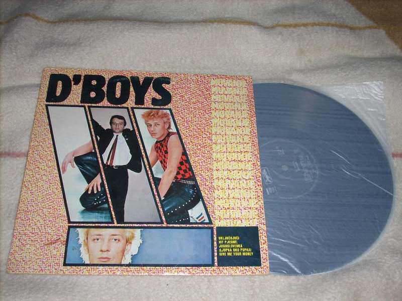 D`Boys - Muvanje