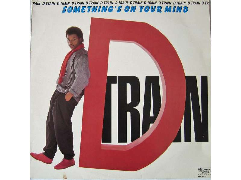 D-Train - Something`s On Your Mind
