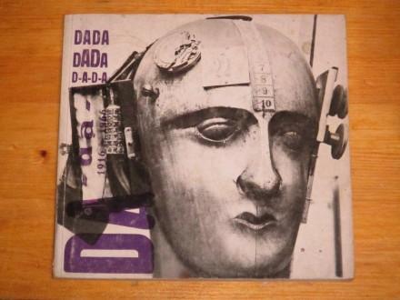 DADA 1916-1966 katalog izložbe