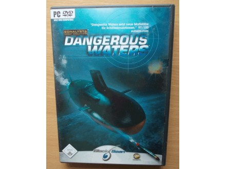 DANGEROUS WATERS - PC DVDD ROM - 2 DVD