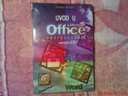 DARKO BRODIC - UVOD U MICROSOFT OFFICE