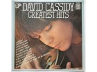 DAVID  CASSIDY  -  GREATEST  HITS  (U.K.)
