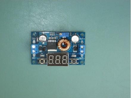 DC/DC step down konvertor sa voltmetrom  5A