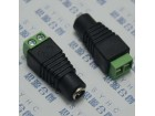 DC adapter-konektor female