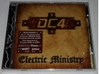 DC4 ‎– Electric Ministry (CD)