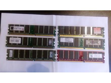 DDR1 2x512 i 4x256