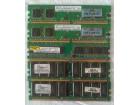 DDR2 2xSAMSUNG(2x256mb) 3xRAZNO(3x512mb)