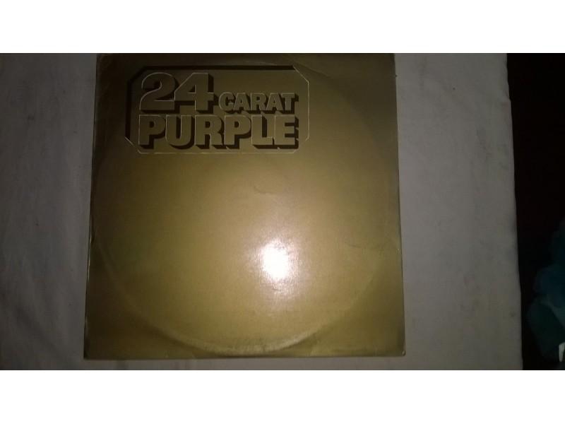 DEEP PURPLE-24 Carat Purple