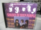 DEEP PURPLE - SHADES OF DEEP PURPLE (cd remastered)