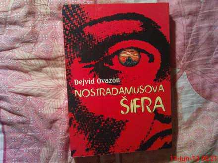 DEIVID  OVAZON ---   NOSTERDAMUSOVA  SIFRA