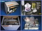 DELIMANO Utile Hand Blender 3-in-1, 600 W, NOV, GARANCIJA!