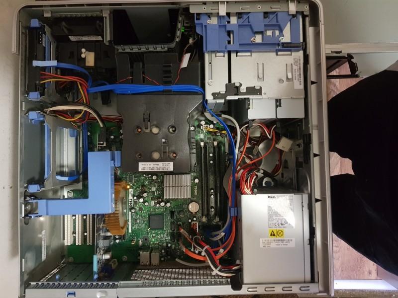 DELL Dimension 9200 Core2Duo E6420 4G 750G HD